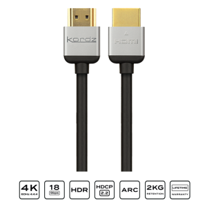 HDMI Cable KORDZ R.3     2.4 м.